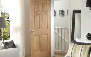 Филенчатые двери своими руками: изготовление и установка