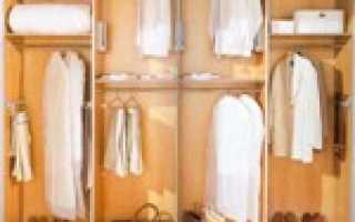 Шкаф купе своими руками: чертежи, инструкция