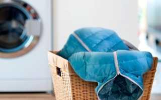 Что делать если сбился синтепон, как стирать