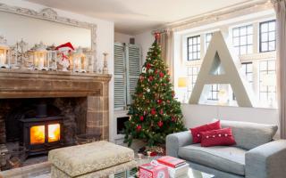 10 идей для декора новогодней елки