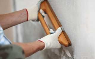 Как выполнить шпаклевку стен под покраску своими руками