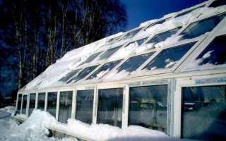 Зимняя теплица: описание с фото, отзывы, советы