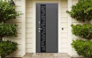 Как выбрать входные уличные двери