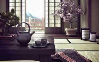 Китайский стиль в интерьере