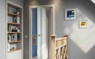 Дверь-книжка для межкомнатных проемов: отзывы, механизм, цена