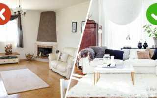 Выбираем мебель для гостиной: как оформить интерьер в одном стиле?