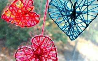 Букет цветов своими руками из подручных материалов на 14 февраля