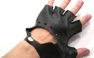Как сшить длинные перчатки — ручная работа из кожи мастер класс