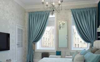 Выбираем шторы для спальни: виды, материалы, фасоны штор