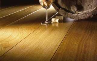 Особенности укладки деревянного пола: выбор материала и варианты установки