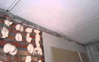 Расчет количества гипсокартона на потолок балкона или лоджии