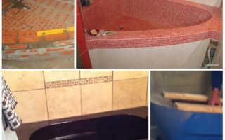 Изготавливаем самодельную ванну: описание с фото, отзывы, советы