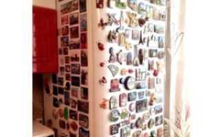 Магниты для холодильника своими руками