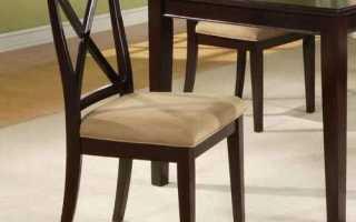 Как сделать стулья для кухни своими руками?
