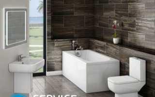 Из чего сделать стены в ванной комнате