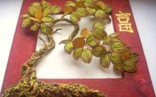 Панно из бисера на стену своими руками с бабочками для начинающих