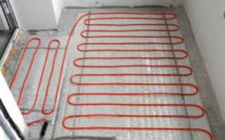 Теплые электрические полы — выбор и монтаж под линолеум