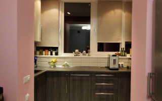 Как сделать кухню на балконе и лоджии