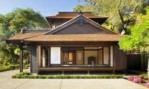 Необычный проект японского дома в Окадзаки, Япония