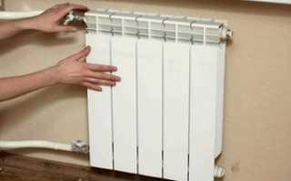 Как провести батарею на лоджию и балкон