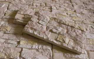 Изготовление искусственного камня из гипса своими руками