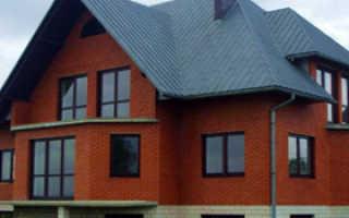 Кирпичный дом своими руками. Достоинства и недостатки кирпичных построек