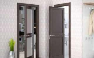 Как правильно замерить входную дверь: подбор дверного полотна
