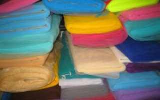 Ткань сетка, виды и применение материала