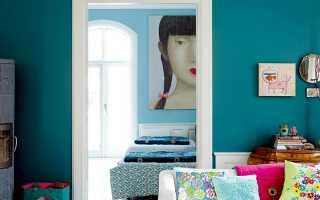 Краска для стен палитра в сотни оттенков