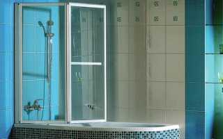 Ширма для ванной: описание с фото, отзывы, советы