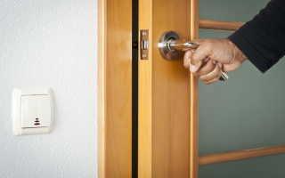 Как поставить двери межкомнатные своими руками