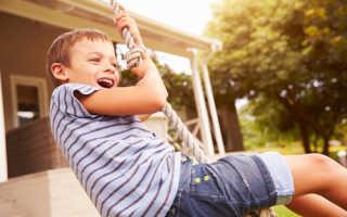 Как помочь мальчику вырасти сильным и уверенным в себе мужчиной