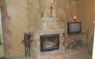 Варианты реставрации печи в доме с помощью керамической плитки