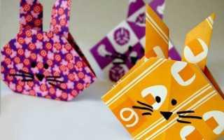 Как делать из бумаги поделки своими руками: мастер-класс по оригами
