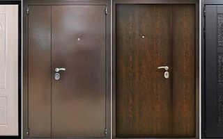 Как выбрать входные двери для загородного дома или дачи