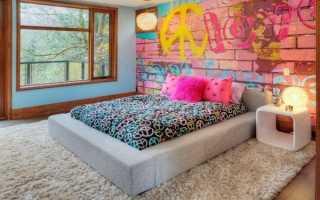 Какая мебель нужна в комнату подростка?