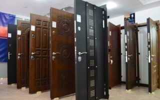 Обзор про металлические двери Контур