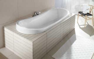 Угловые ванны – виды, размеры и преимущества