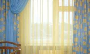 Выбираем занавески в детскую комнату мальчика и девочки