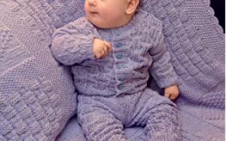 Кофточка крючком для новорожденного мальчика и девочки: как связать кофту со схемами и описанием работы