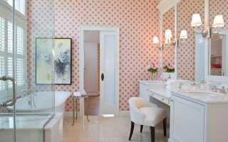 Женская ванная комната