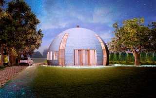 Купольные дома: описание с фото, отзывы, советы