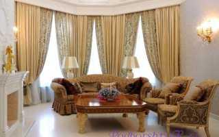 Эстетам на заметку: выбираем роскошные элитные шторы