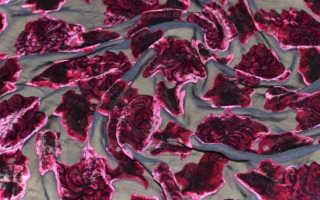 Бархатные шторы: виды используемых тканей
